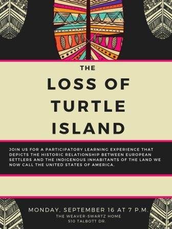 The Loss of Turtle Island